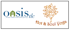 Oasis-Yoga logos