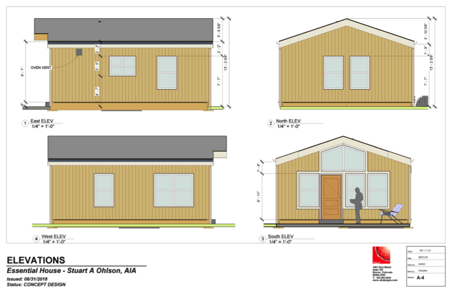 Essential House Elevations