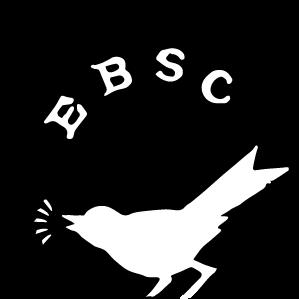 early Bird Social Club B&W logo features a bird