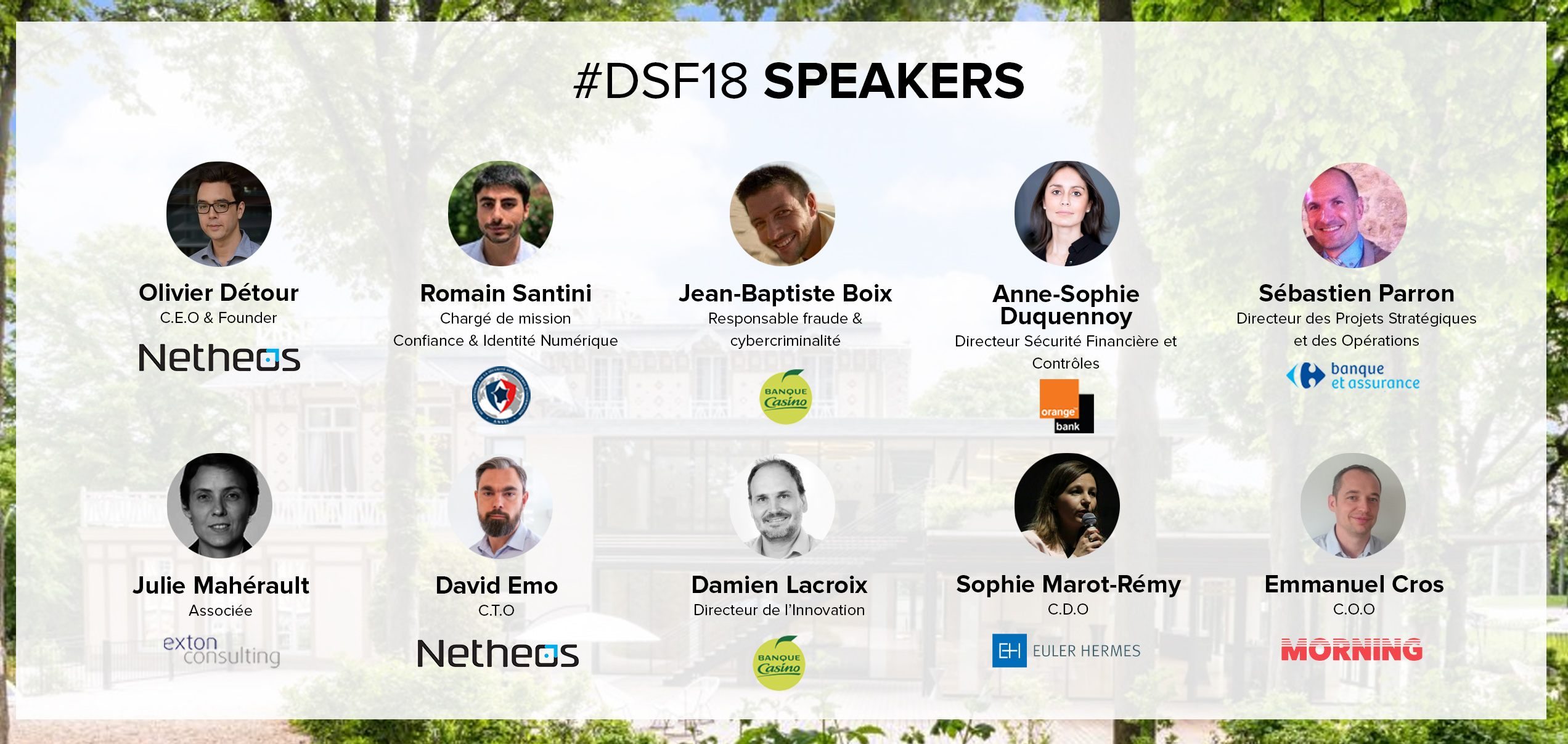 digital subscription forum dsf18 speakers banque assurance