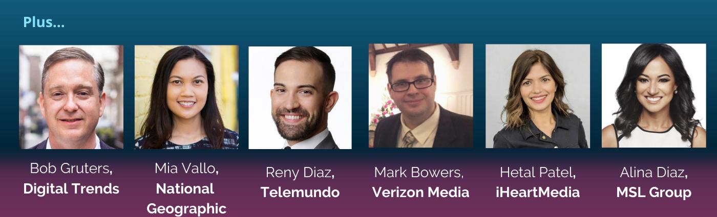 more speakers announced each week!