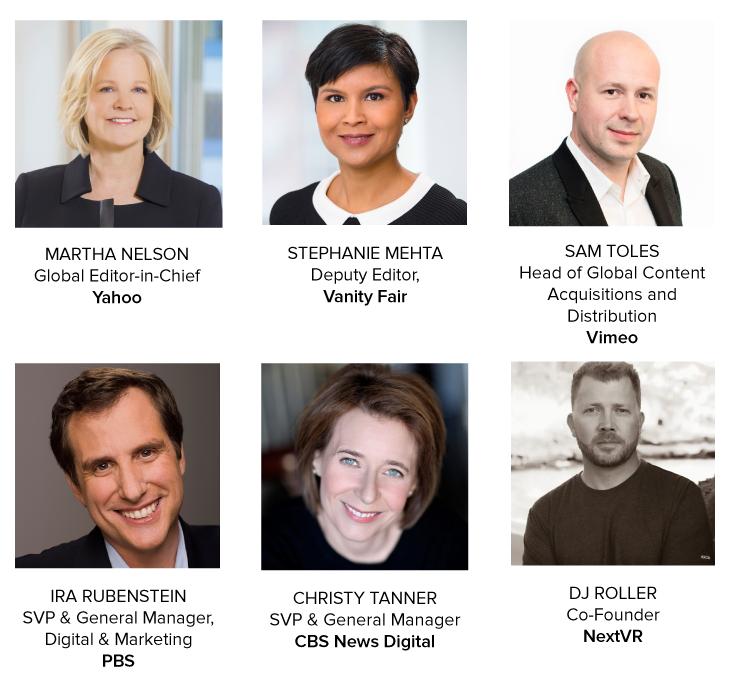 Future of TV Featured Speakers