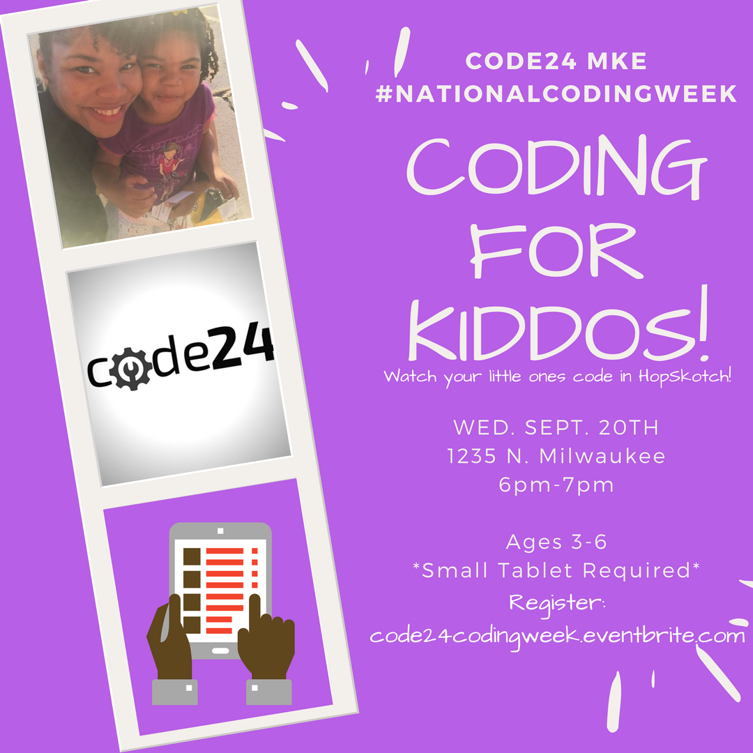 Coding for Kiddos