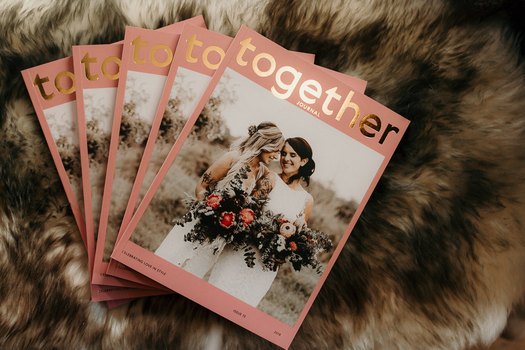 Together Journal - Wild Hearts Wedding Fairs