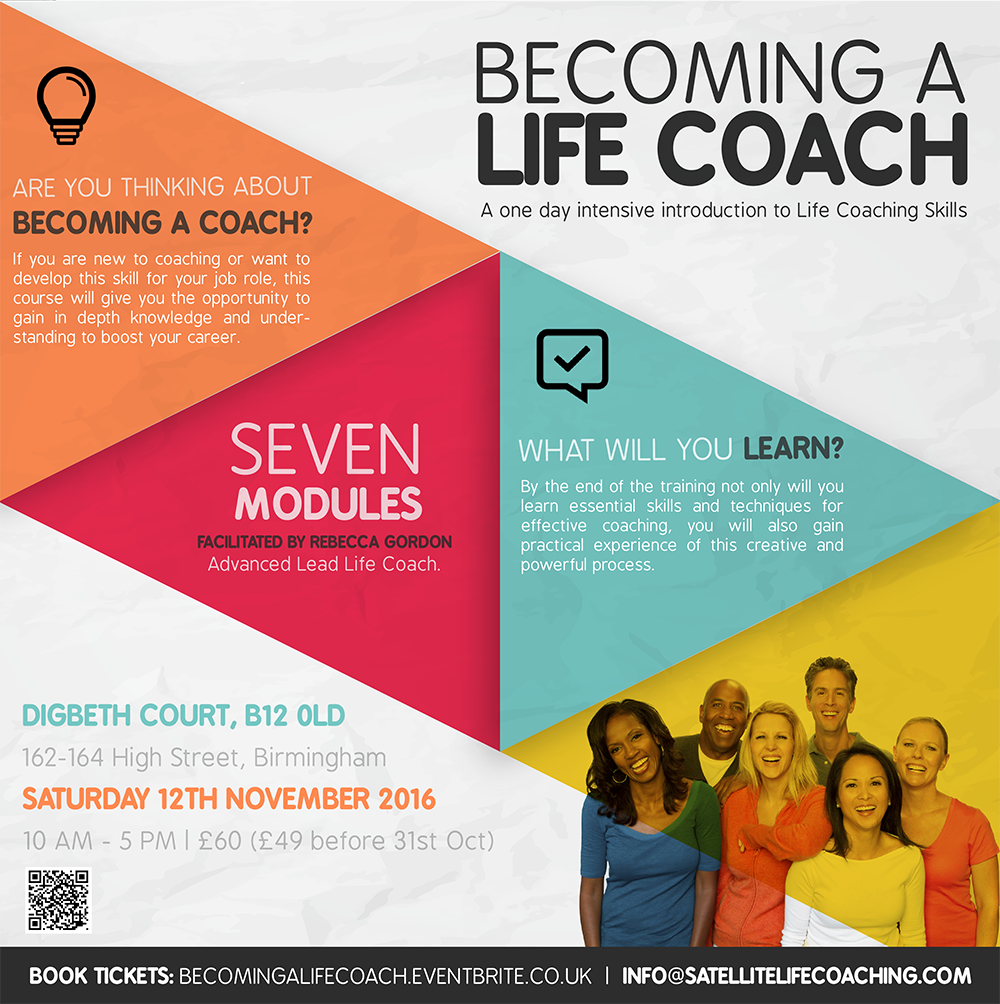 Becoming a Life Coach Intensive Course