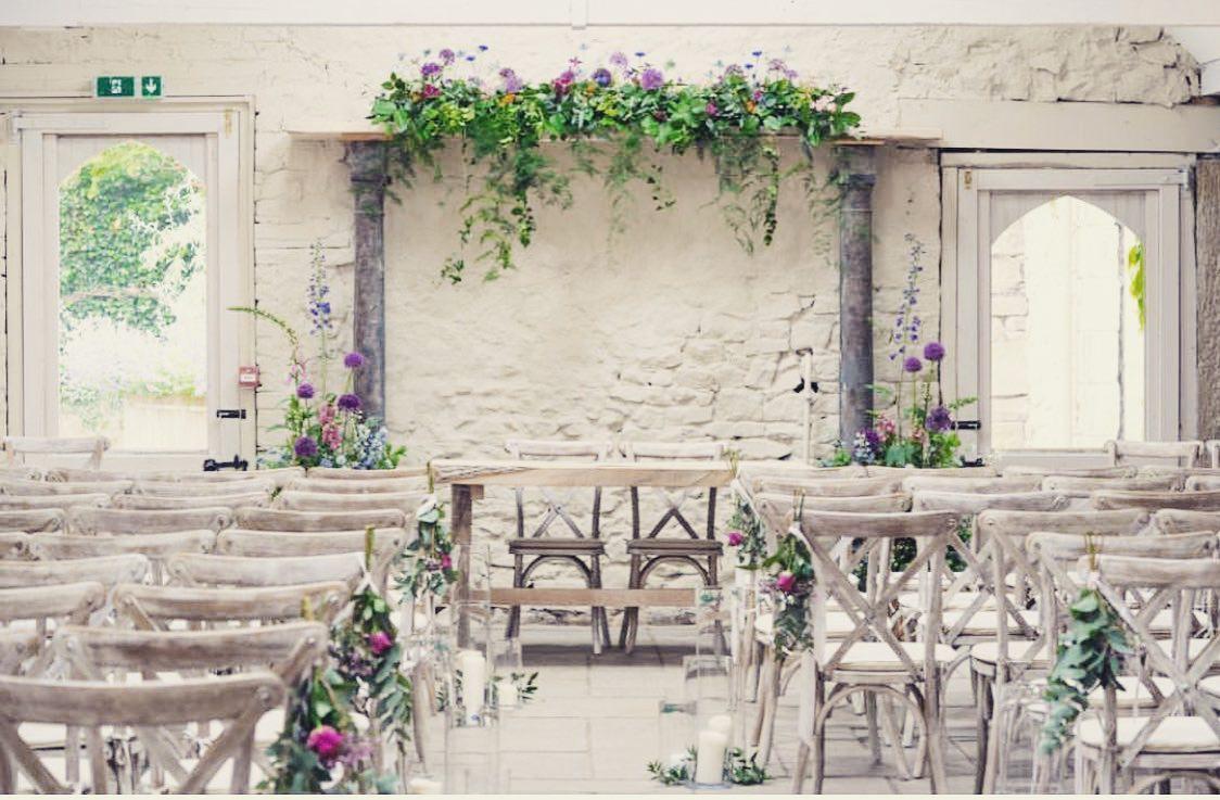 Wedding Ceremony Barn