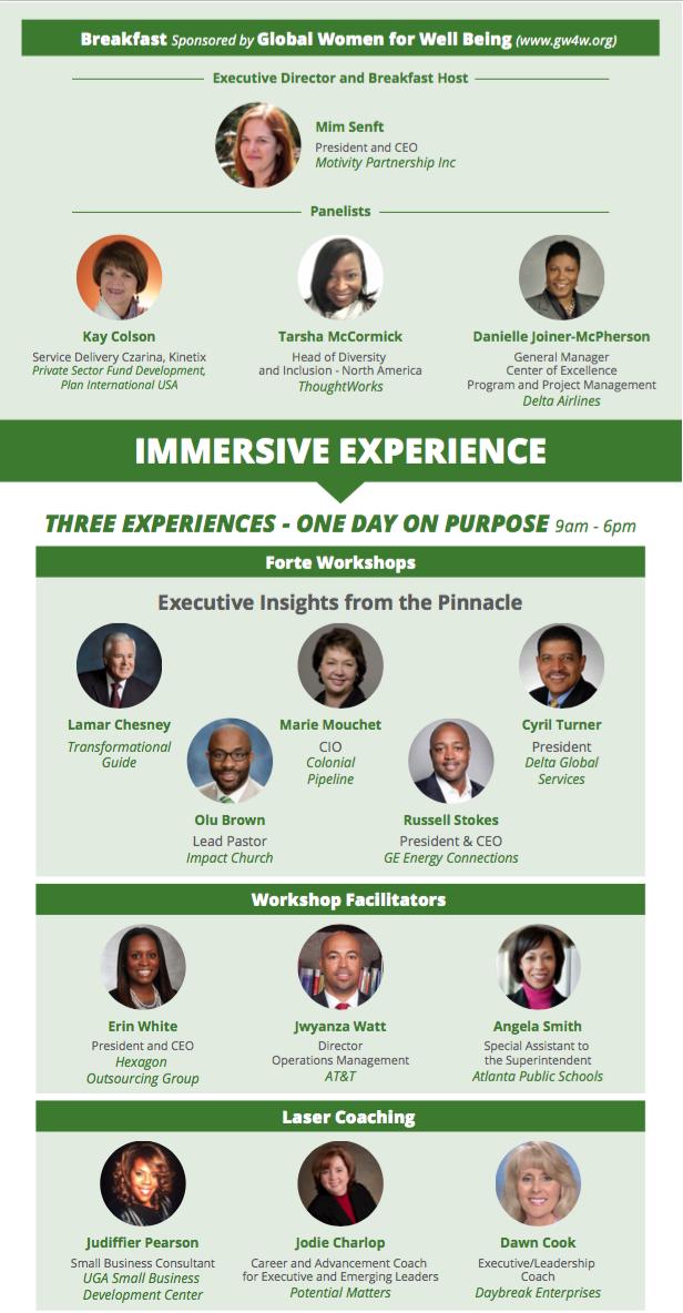 2017 On Purpose Invitation - Immersive Experience