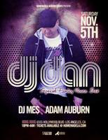 11/5 [King King] DJ DAN Funky House Set w/ DJ Mes & Adam...