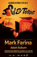 MARK FARINA | Soul & Tonic @ King King