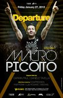 1/27 [Departure] MAURO PICOTTO ($10 before 11pm list)