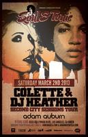 COLETTE & HEATHER with ADAM AUBURN | Soul & Tonic @ King...