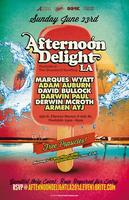 AFTERNOON DELIGHT LA @ Standard Rooftop Pool | 2013 Grand Kickoff!