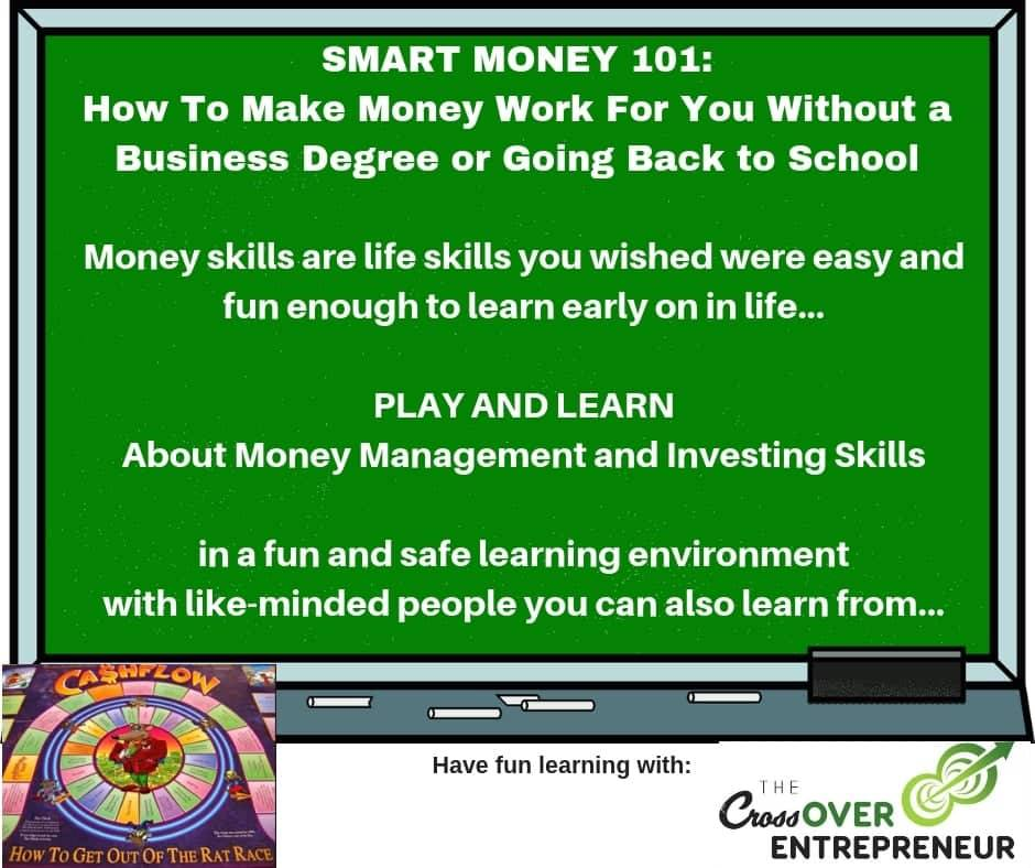 PLAY AND LEARN about Moeny Management and Investing Skills