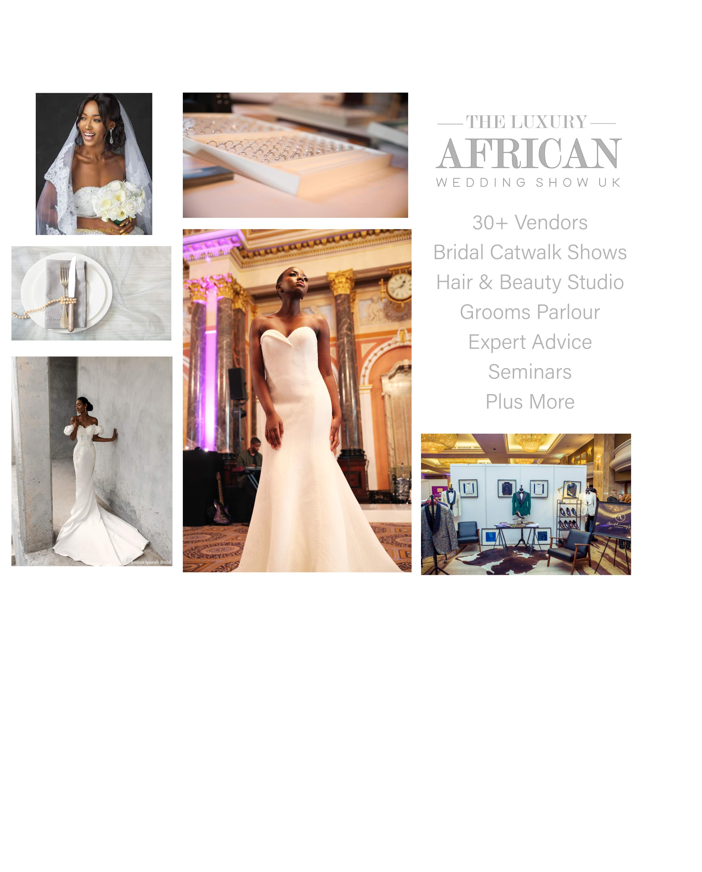 The Luxury African Wedding Show UK
