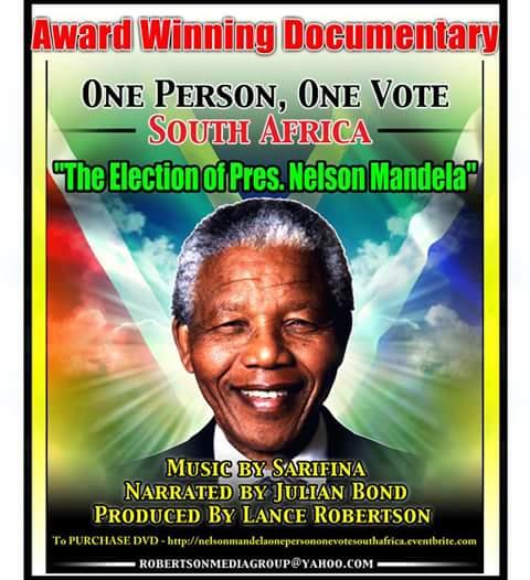 South Africa - Nelson Mandela