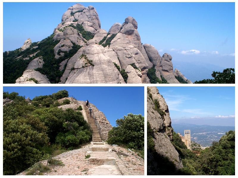 Montserrat Hike