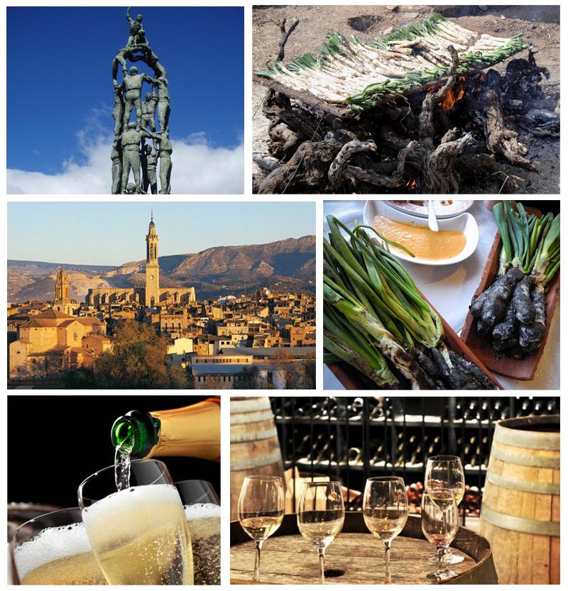Castellets & Calçotada in Valls