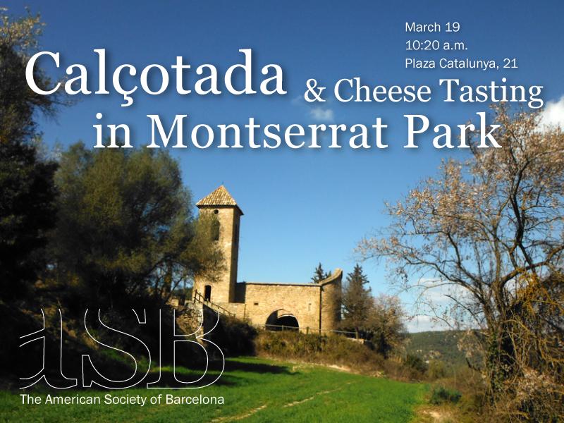 ASB Calçotada & Cheese Tasting