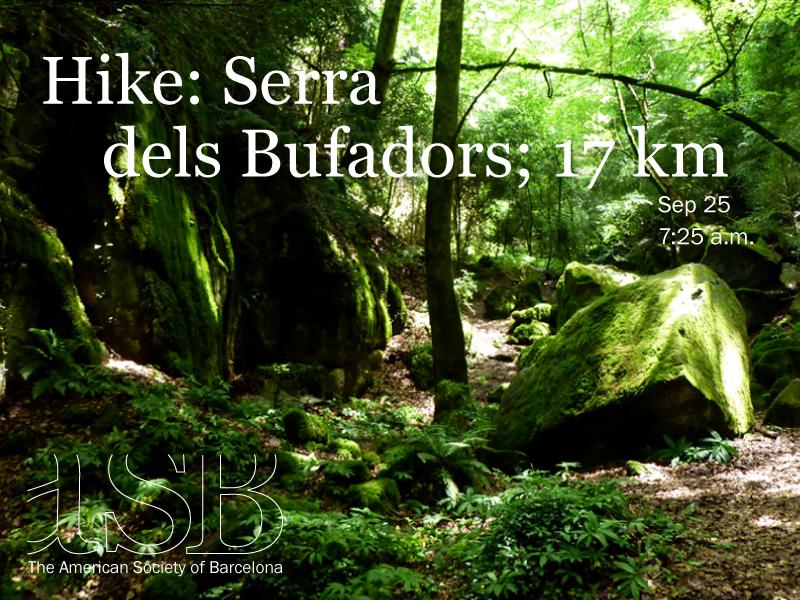 ASB Hike: Serra dels Bufadors
