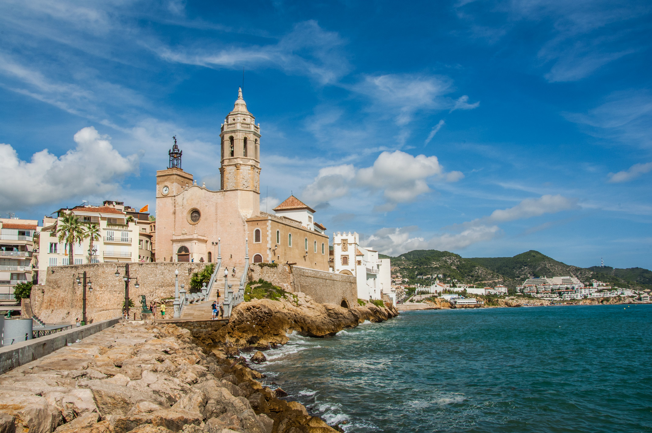 Sitges Tour & Xato Lunch