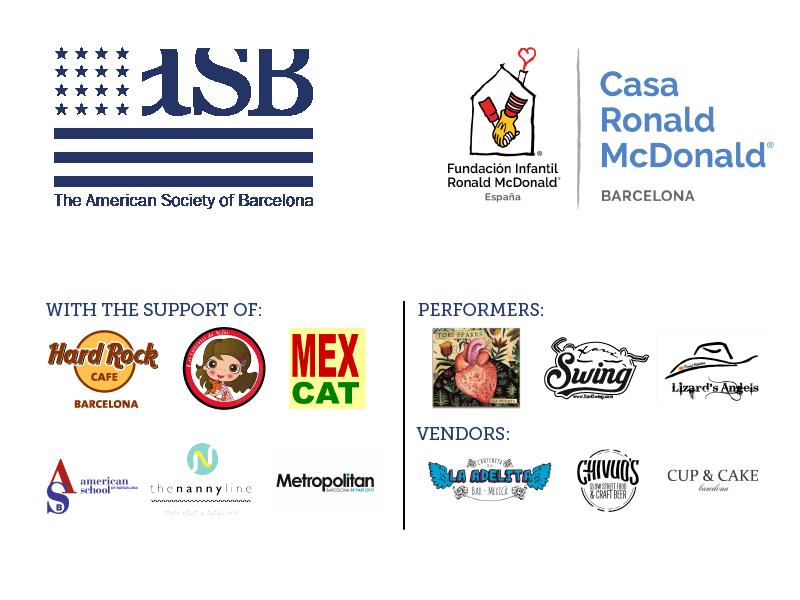 ASB Sponsors & Vendors