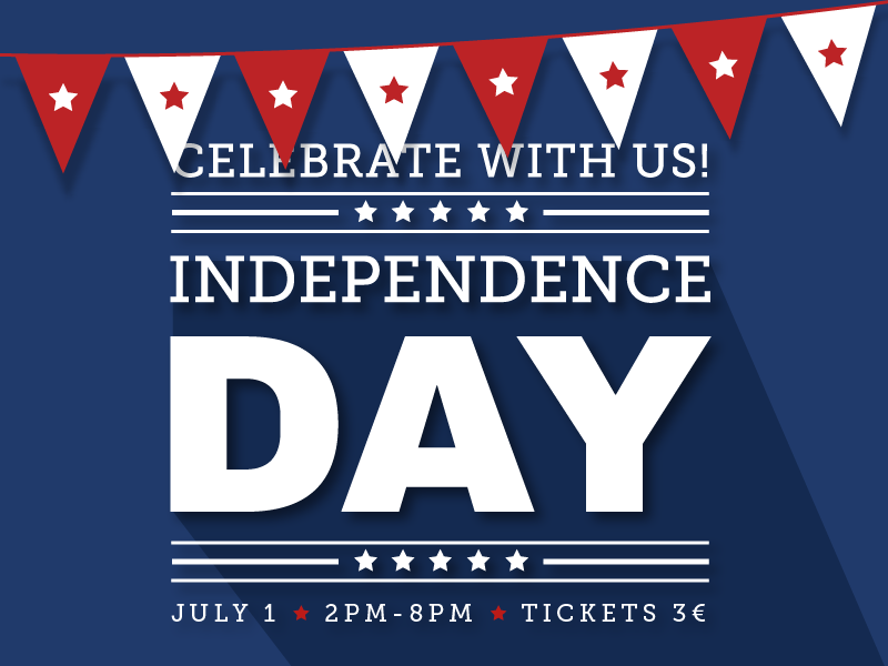 ASB Independence Day Party