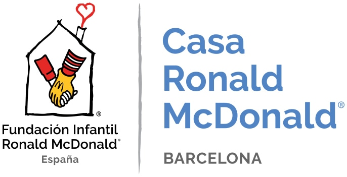 Casa Ronald McDonald Barcelona logo