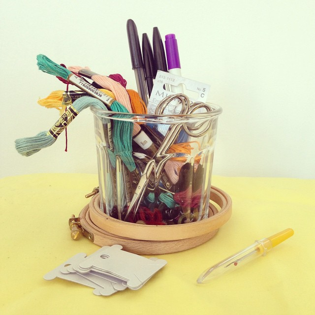 All resources are provided including your own craftivism kit