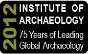 Institute of Archaeology 75th Anniversary - Gordon Square...
