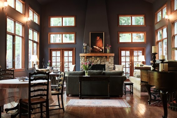 Linwood House Interior