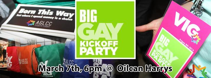 BigGay Kickoff Party