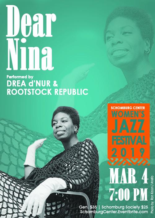 Dear Nina Simone Promo