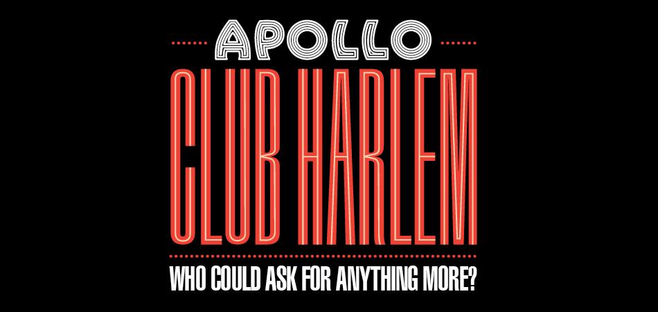 Apollo Club Harlem