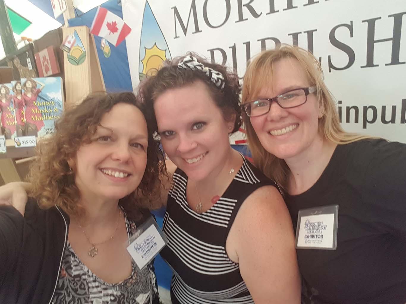 Jennifer, Jaclyn, Jo of MRP