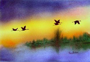 New Arrivals by Karen Mattson