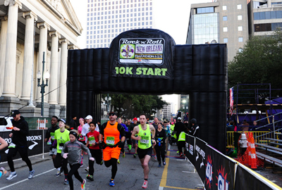 New Orleans Rock n Roll Marathon