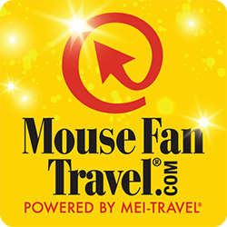Mouse Fan Travel WDW Radio logo square