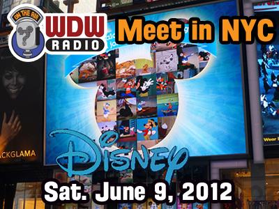WDW Radio Disney Meet in NYC