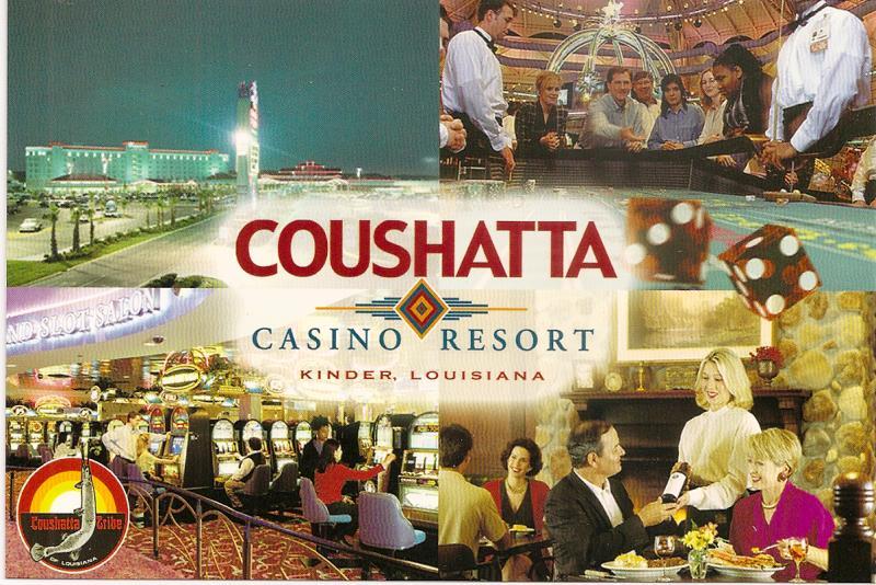 Coushatta casino address