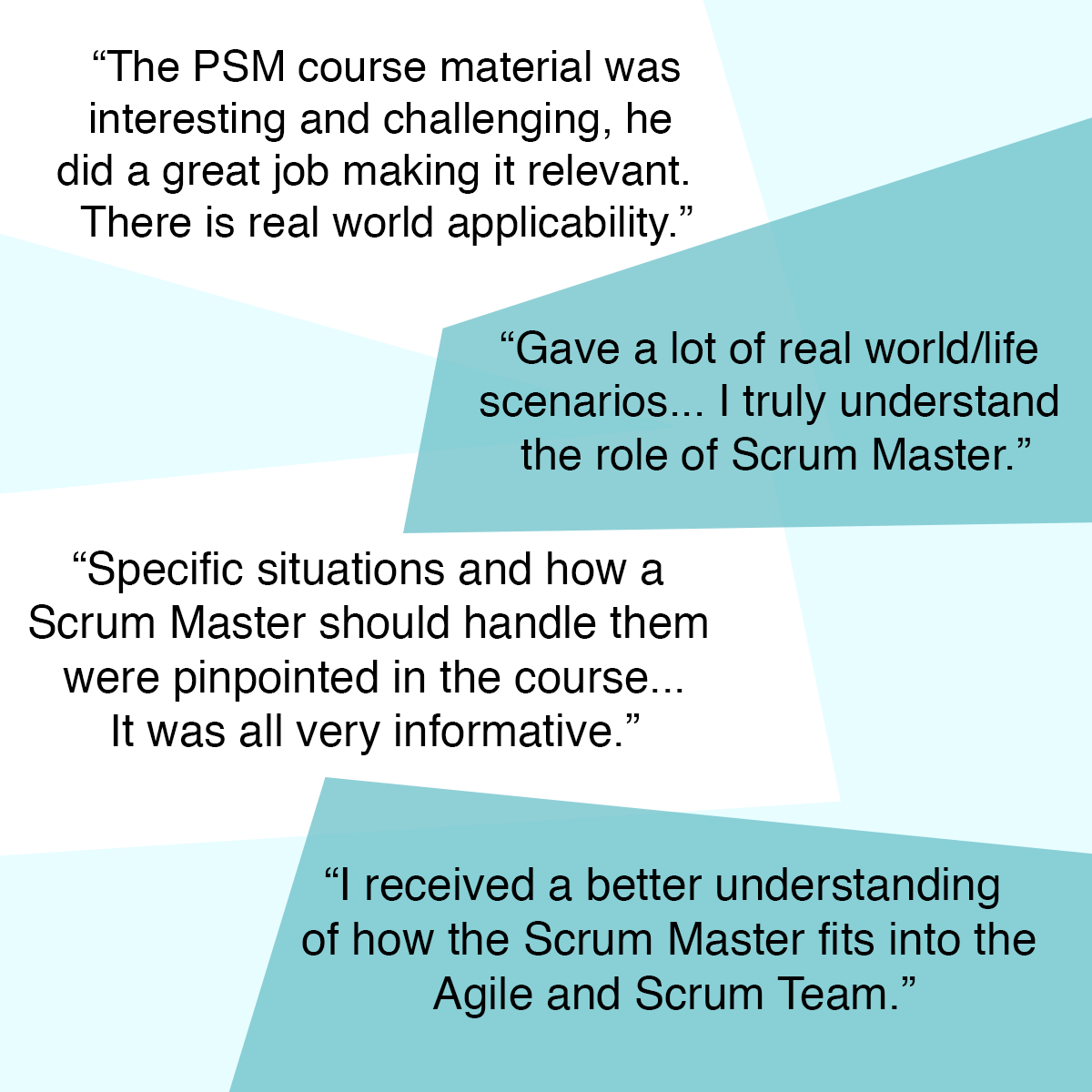 Scrum professional scrum master training san diego march psm feedback xflitez Image collections
