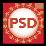 PSD Badge