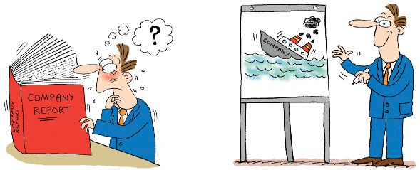 sinking ship cartoon