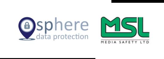 Sphere MSL Joint Logo