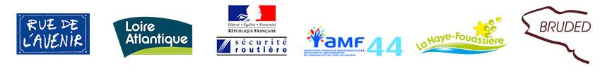 logos des organisateurs