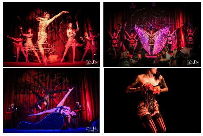 Erika Moon's Burlesque Avant Garde