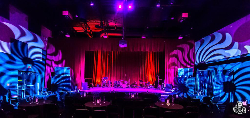Venue Burlesque Magnifique Fillmore Backstage