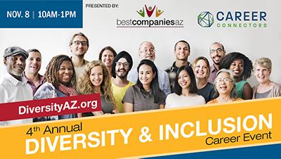 4th Annual Diversity Inclusion Event