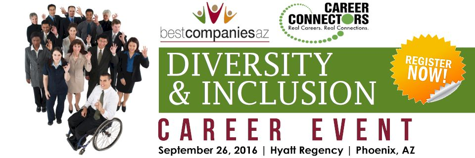 Diversity and Inclusion Career Event
