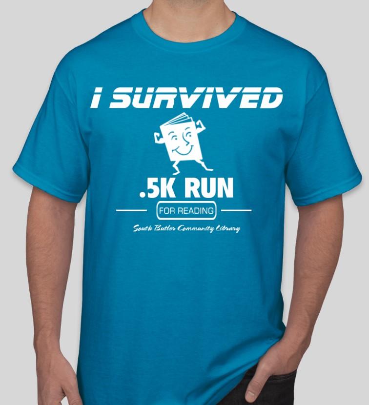 .5K Run for Reading T-Shirt