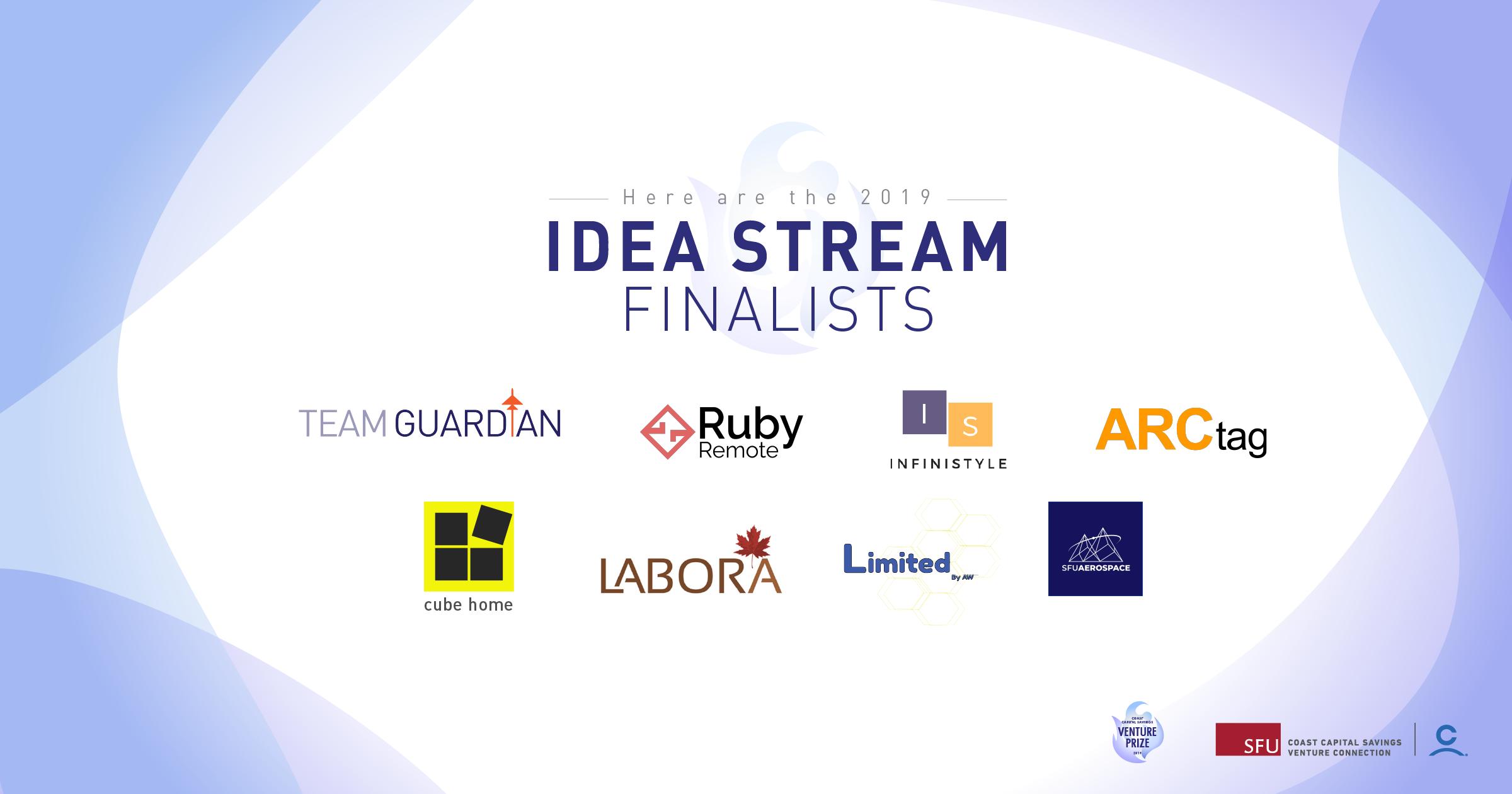 Idea Stream Finalists